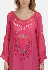 IZIA - IZIA TUNIKAKLEID - Day dress - pink - 3