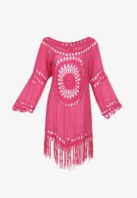 IZIA - IZIA TUNIKAKLEID - Day dress - pink - 4