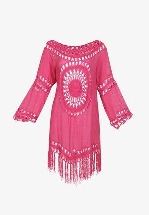 IZIA TUNIKAKLEID - Vardagsklänning - pink