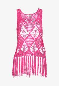 IZIA - IZIA TOP - Top - neon pink - 4