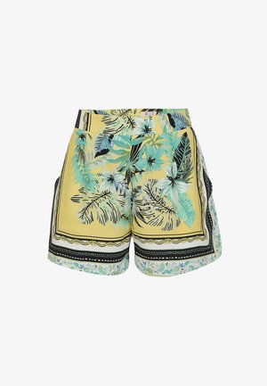 IZIA SHORTS - Shorts - tropical print