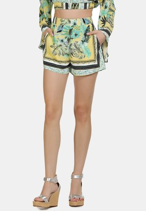IZIA SHORTS - Kraťasy - tropical print