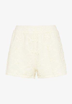 Shorts - wollweiss