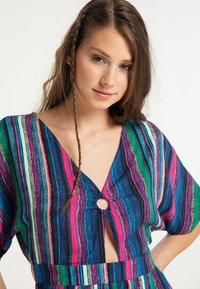 IZIA - Jumpsuit - multicolor gestreift - 3