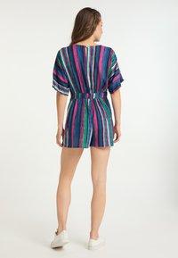 IZIA - Jumpsuit - multicolor gestreift - 2