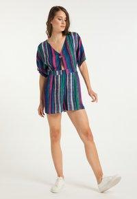 IZIA - Jumpsuit - multicolor gestreift - 1