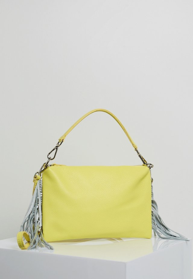 Handbag - lemon