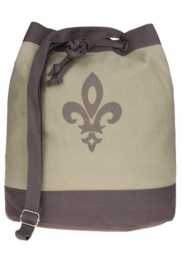 Handtasche - taupe-beige