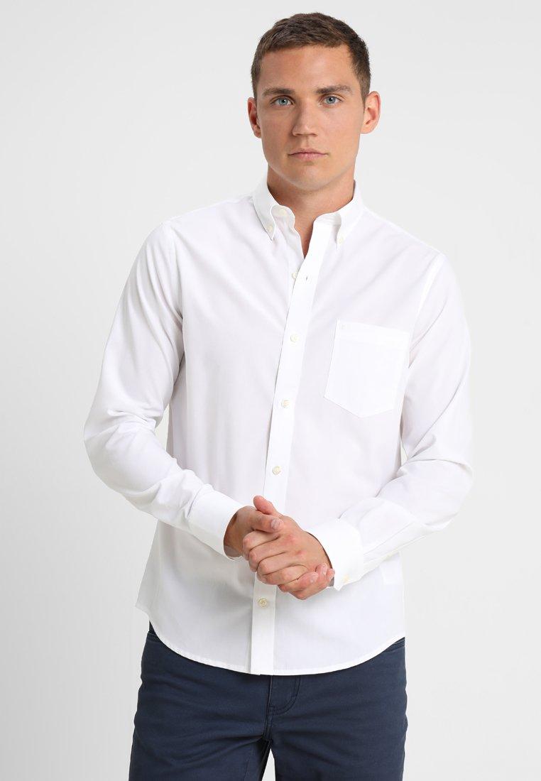 IZOD - POPLIN STRETCH - Hemd - white