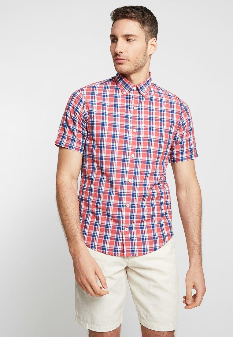 IZOD - POPLIN - Camisa - saltwater red