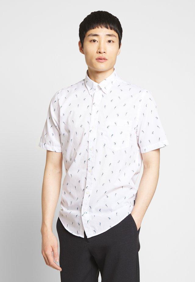 BREEZE SEAHORSE - Skjorta - bright white