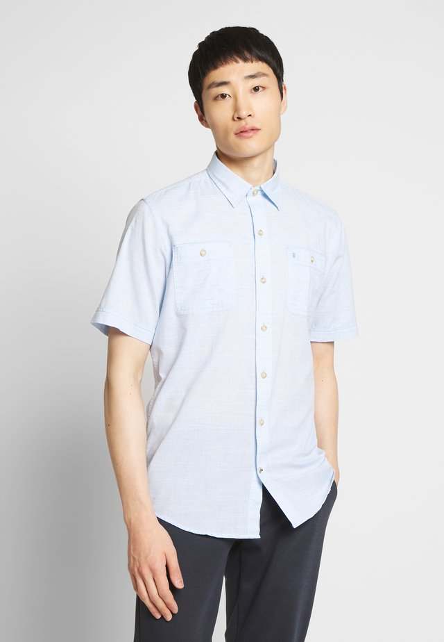 DOCKSIDE CHAMBRAY - Hemd - boy blue