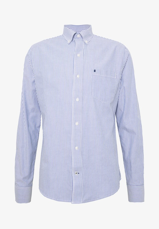 OXFORD STRIPE - Camicia - turkish sea