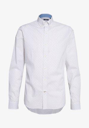 POPLIN PRINT - Hemd - bright white