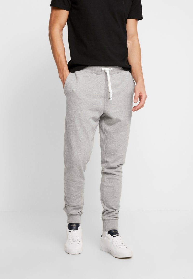 IZOD - PANT - Verryttelyhousut - light grey heather