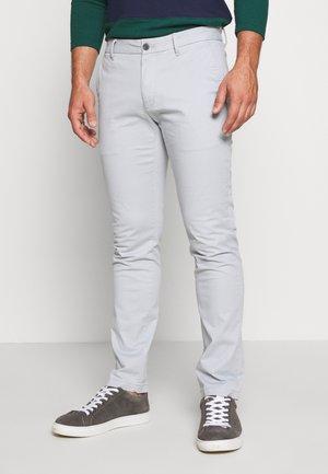 SALTWATER - Chino kalhoty - light grey