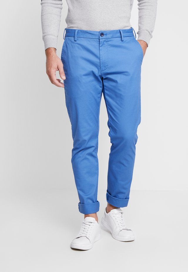 SALTWATER - Chinos - federal blue
