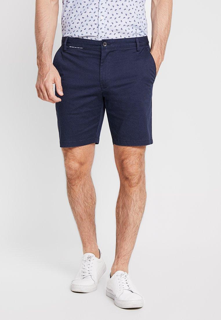 IZOD - Shorts - navy balzer