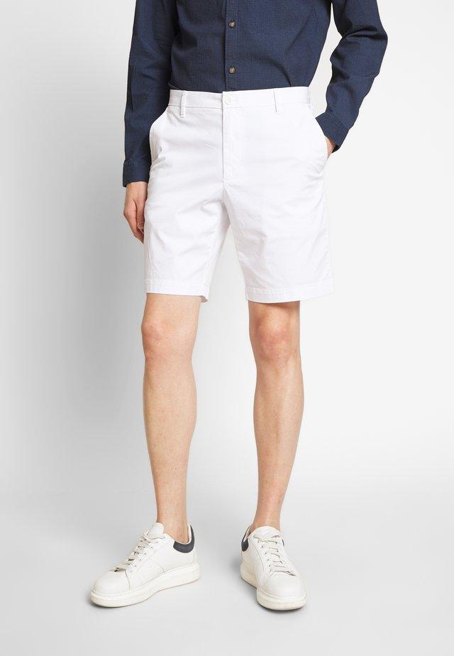 SALTWATER - Shorts - bright white