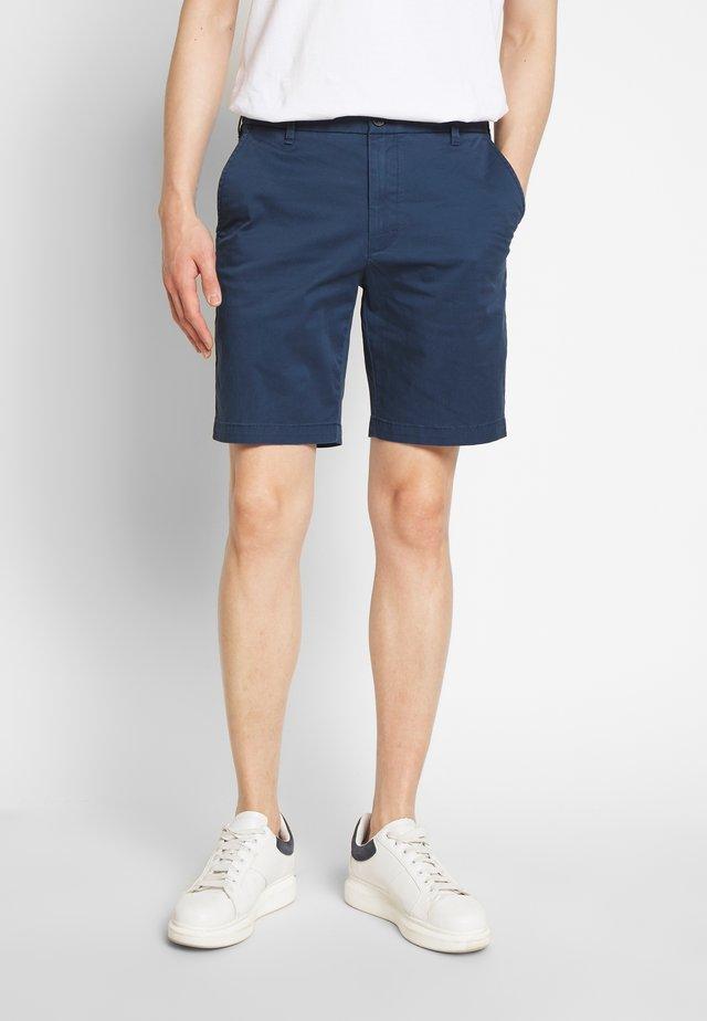 SALTWATER - Shorts - cadet navy