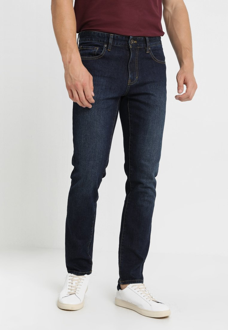 IZOD - THE SALTWATER  - Jeans Slim Fit - dark-blue denim