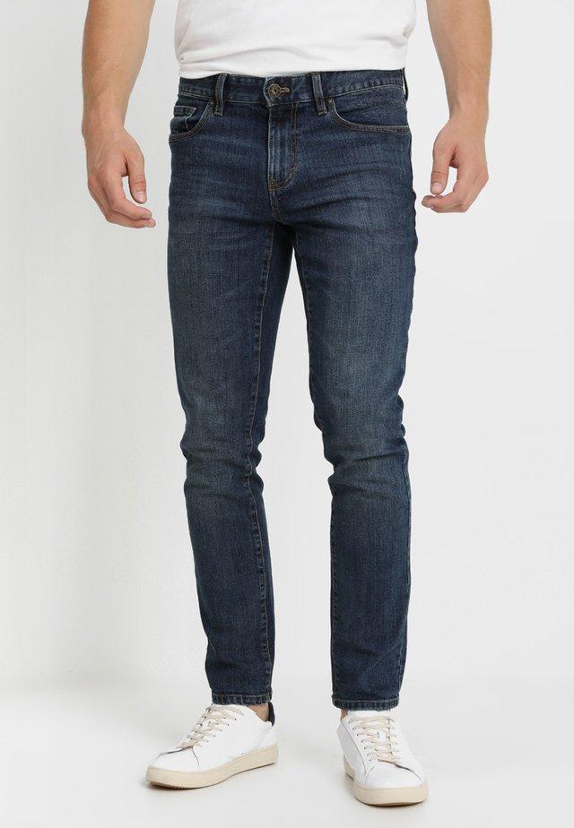 THE SALTWATER  - Jeans Slim Fit - indigo sky