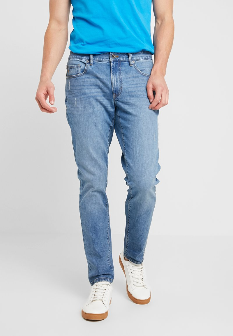 IZOD - Jeans Straight Leg - blue revival - bright blue