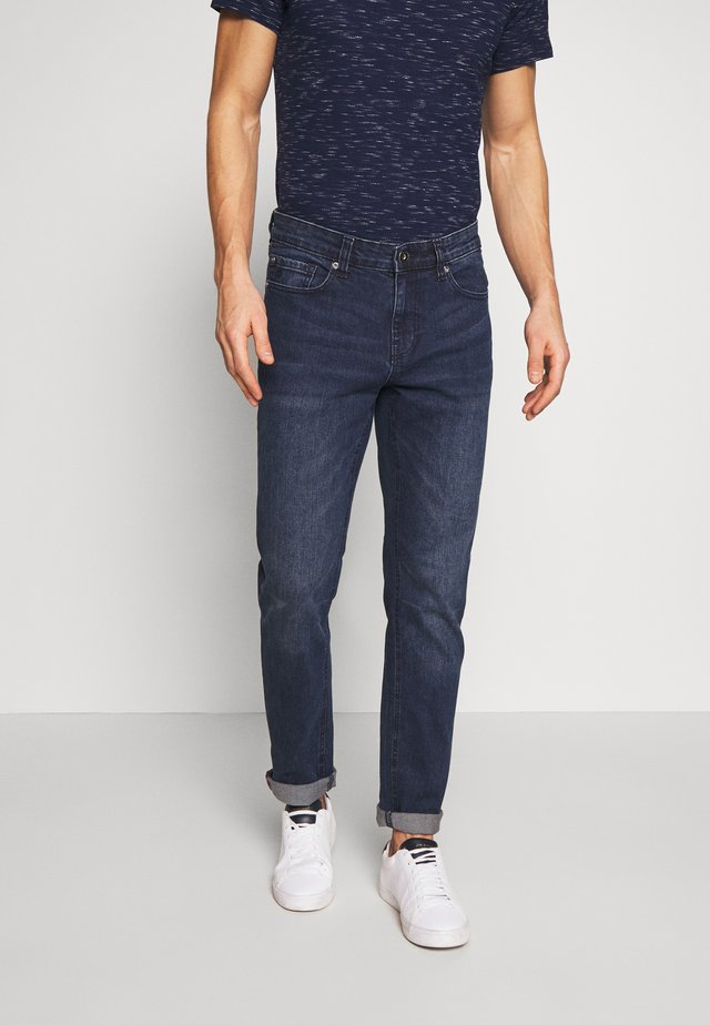 Jeans straight leg - imperial blue