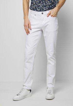 Džíny Straight Fit - bright white