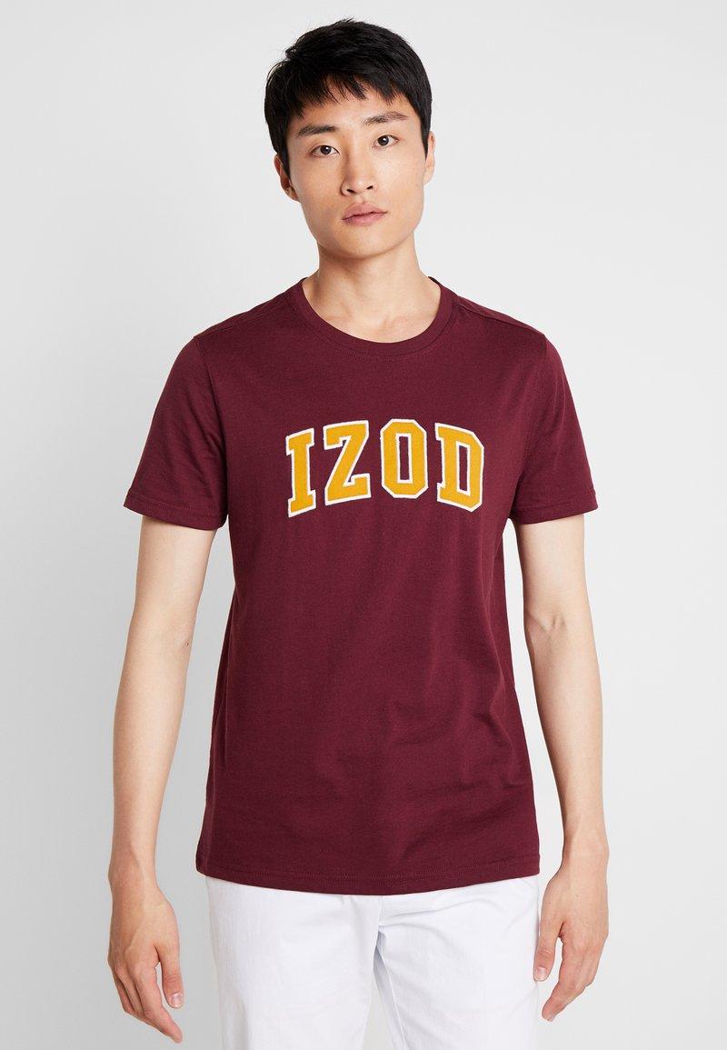 IZOD - T-Shirt print - port royale