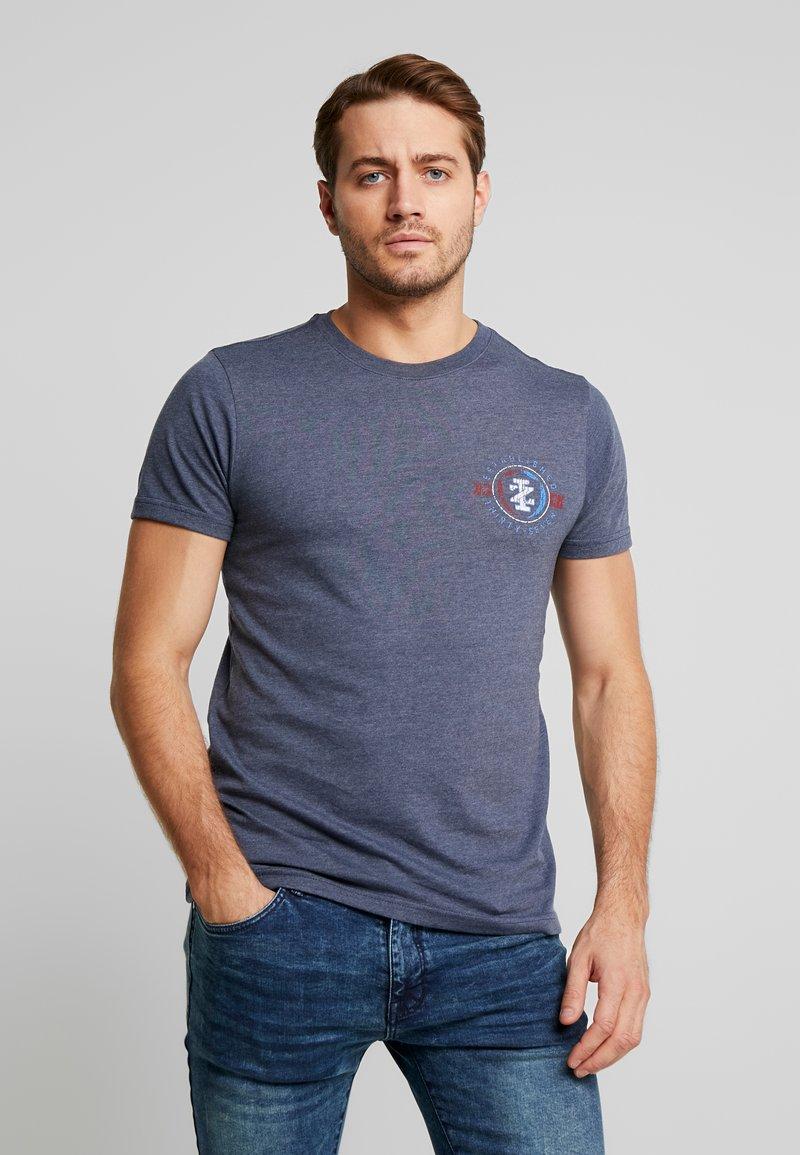 IZOD - Print T-shirt - anchor navy