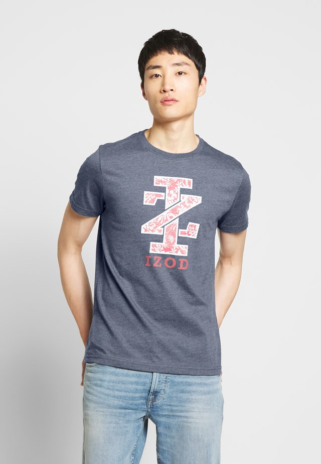 GRAPHIC TEE - T-shirts med print - anchor