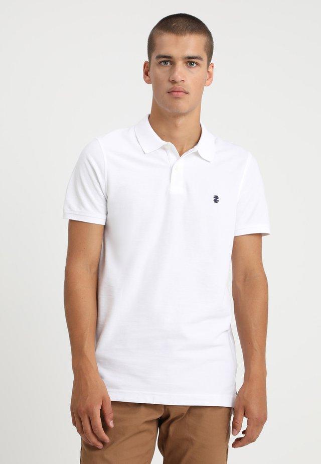 PERFORMANCE - Poloskjorter - white