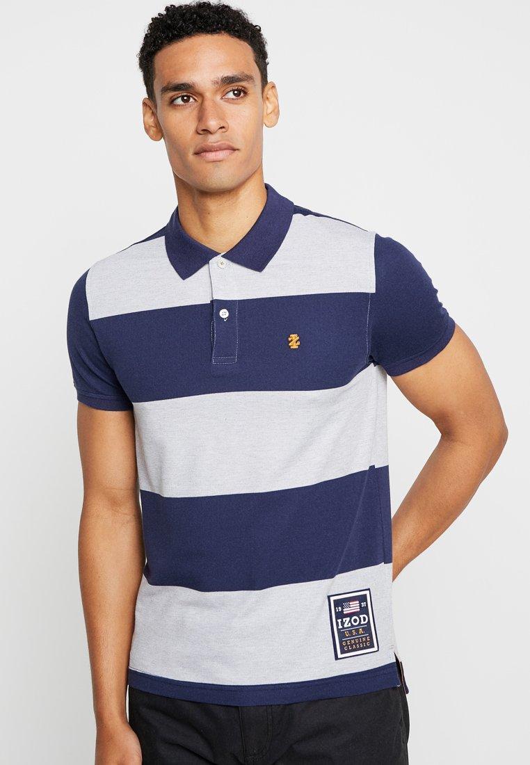 IZOD - Polo shirt - light grey heather