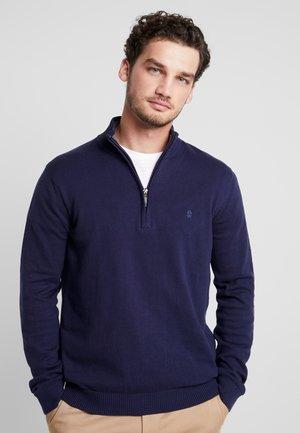 Sweter - peacoat