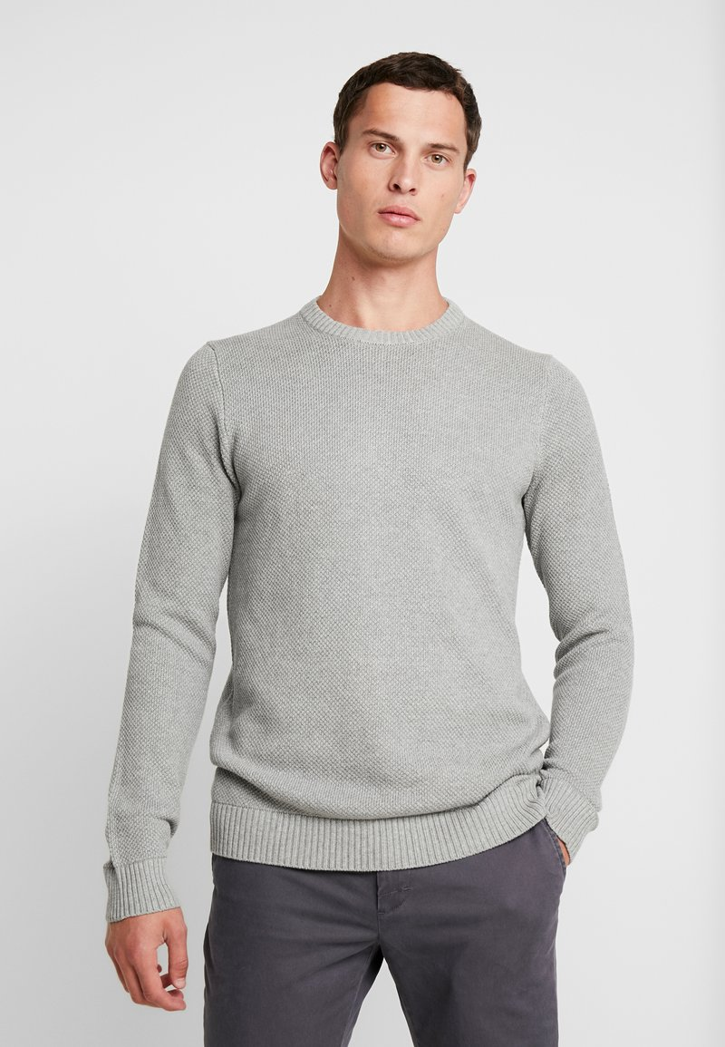 IZOD - Jumper - light grey heather