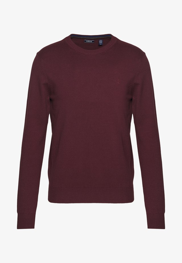 CREW NECK - Sweter - port royale
