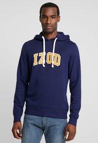 IZOD - Hoodie - peacoat - 0