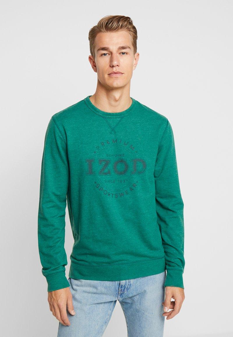 IZOD - Sweatshirts - green