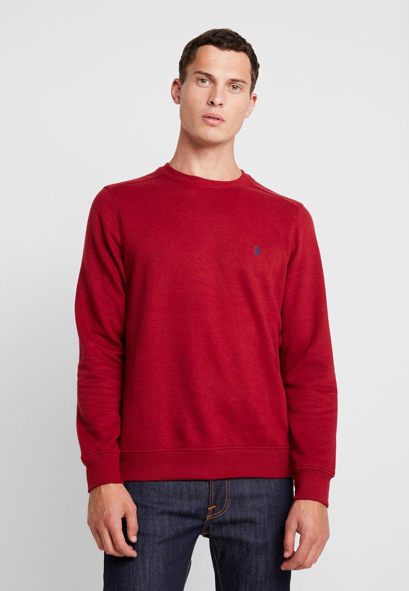 IZOD - Sweatshirt - biking red
