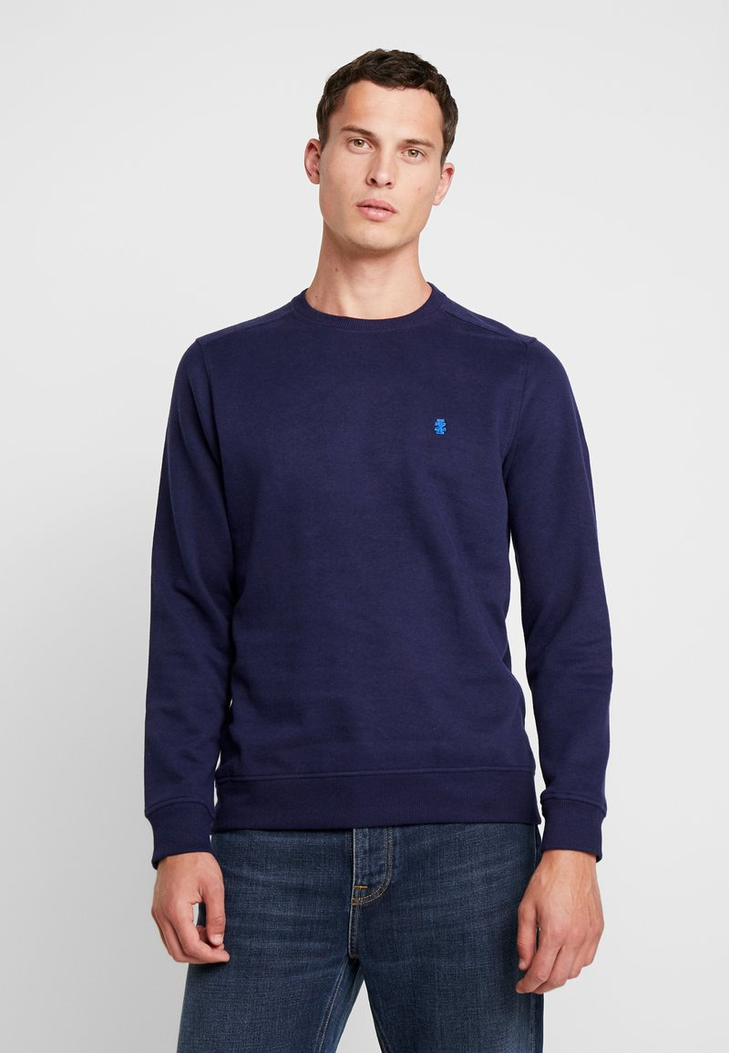 IZOD - Sweatshirt - peacoat