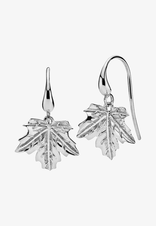 NATURE - Oorbellen - silver-coloured