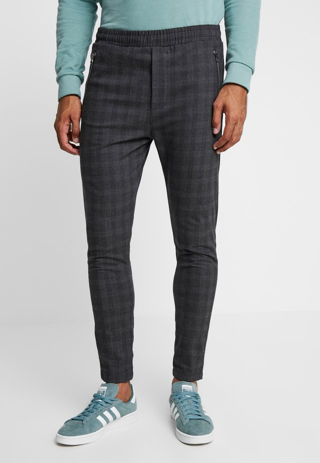 BENJAMIN - Trousers - anthracite
