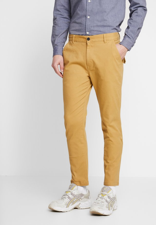 LOAD PANTS - Chinos - sand