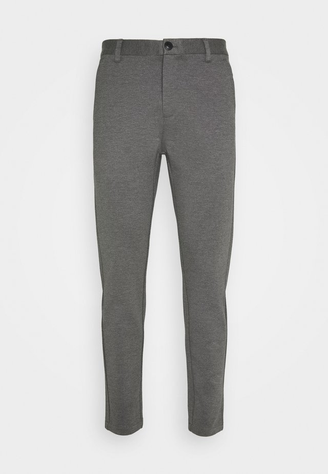 VERTY - Spodnie materiałowe - grey