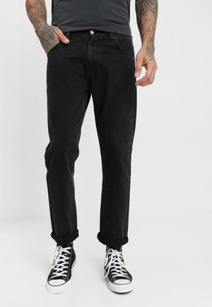 KING - Jeans relaxed fit - horror black
