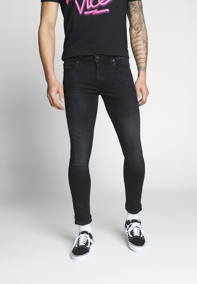 MAX - Jeans Skinny Fit - midnight black