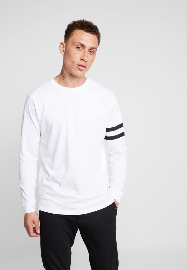 GRAIN - Pitkähihainen paita - white