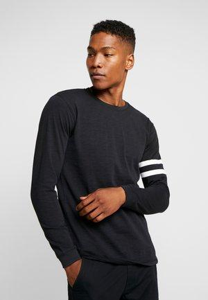 GRAIN - Langarmshirt - black