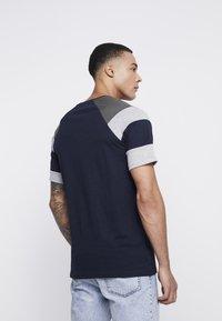 Just Junkies - CELL TEE - Print T-shirt - navy - 2